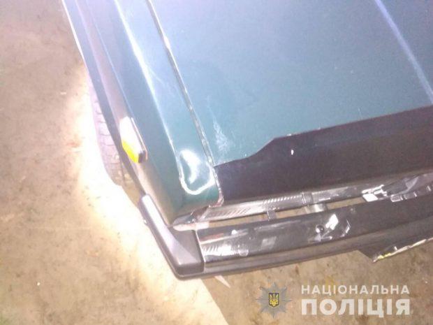Под Харьковом водитель ВАЗа сбил подростка и скрылся