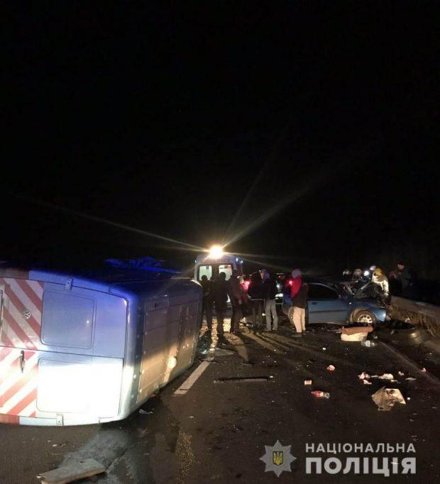 В автокатастрофе на Окружной дороге погиб 20-летний парень