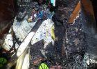 В Харькове в десятиэтажном доме выгорела квартира