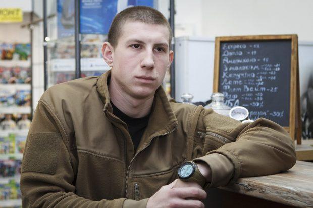 Советником Кернеса стал экс-боец батальона «Азов»
