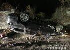 Под Харьковом несовершеннолетний въехал в столб: погибла 16-летняя пассажирка авто