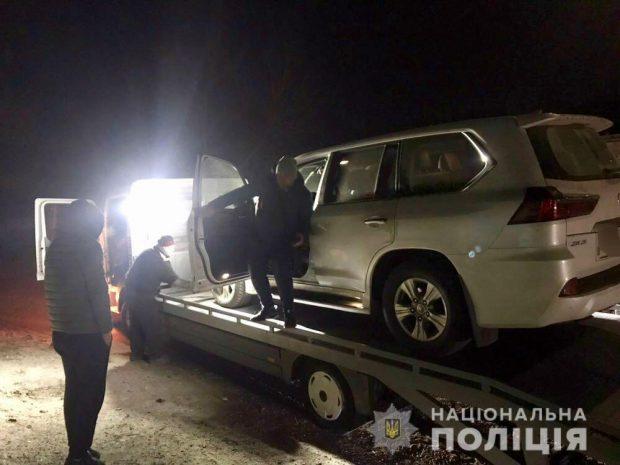 В Харькове задержали банду профессионалов, которые похищали элитные автомобили