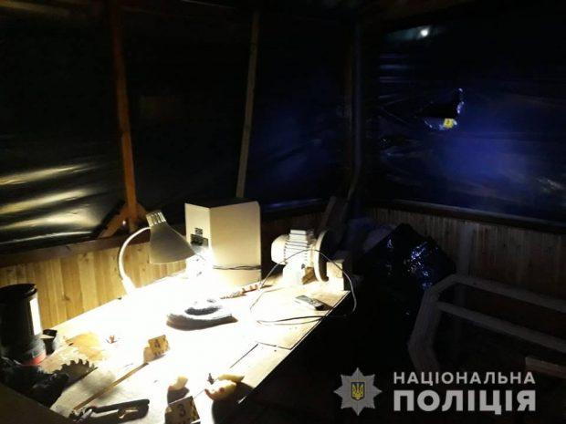 Под Харьковом полицейские раскрыли покушение на умышленное убийство