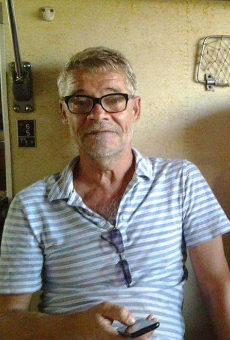 В Харькове журналисту стало плохо на улице: его ограбили и бросили умирать