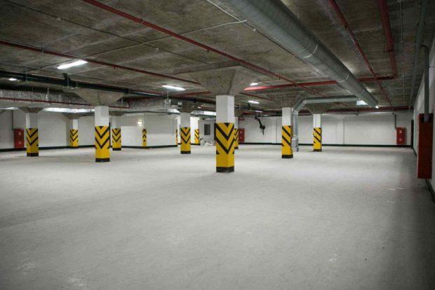 В Украине запретили строить наземные паркинги в историческом центре города