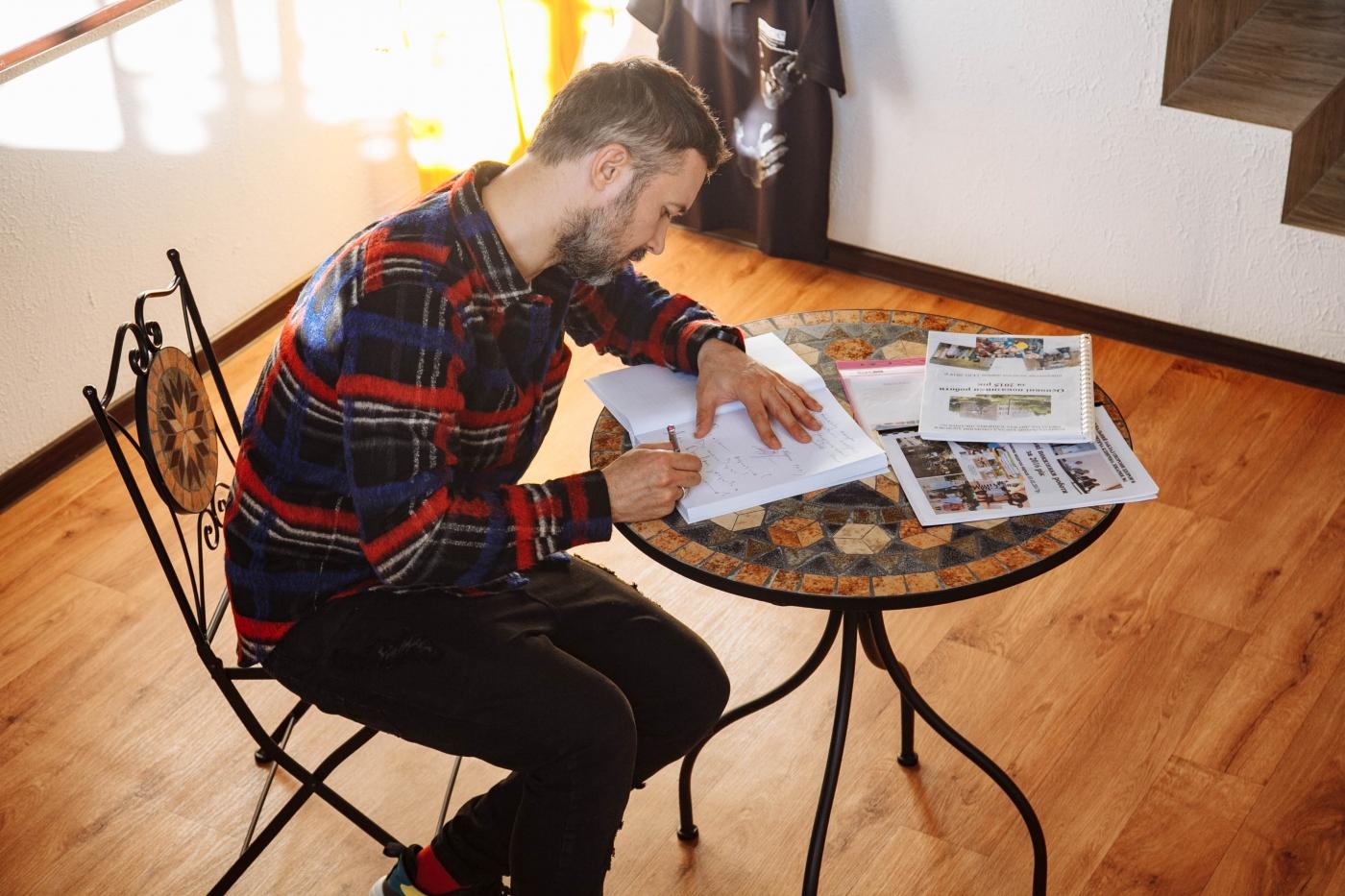 Проект «Здійсни Мрію»: харьковчанин Сергей Бабкин в детстве мечтал стать летчиком-истребителем