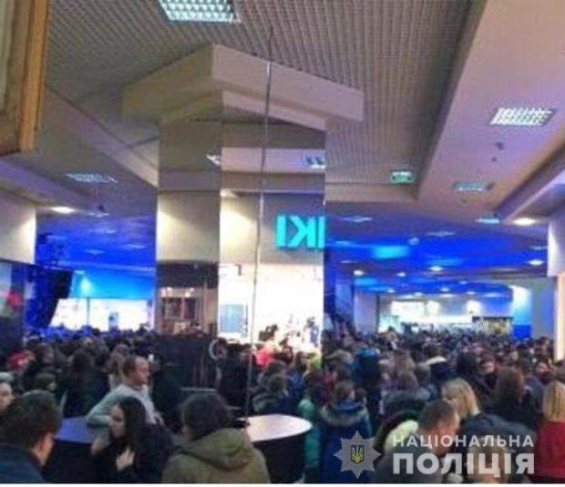 На концерте Насти Каменских в Харькове распылили слезоточивый газ