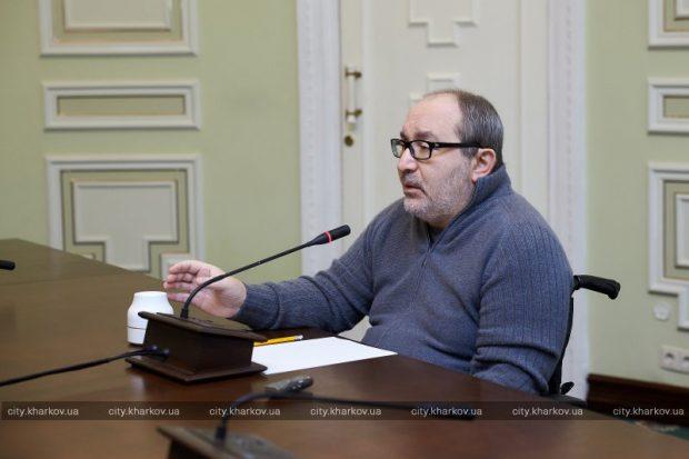 Кернес пообещал навести порядок на рынке «Барабашово»