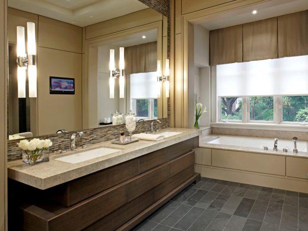 Правила выбора зеркала для ванной