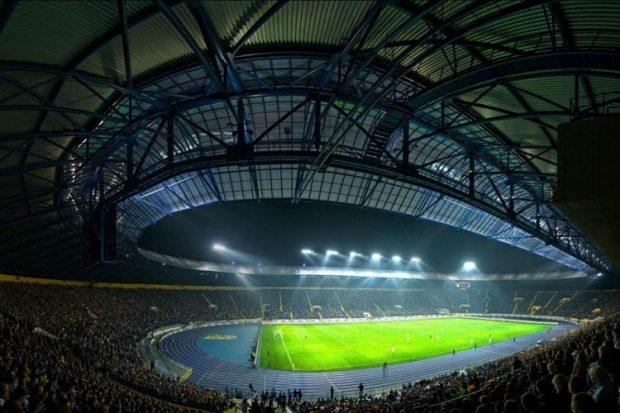 Харьков претендует на проведение Суперкубка УЕФА