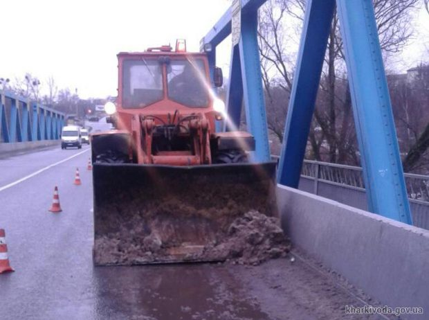 Проезд по дорогам Харьковской области полностью обеспечен