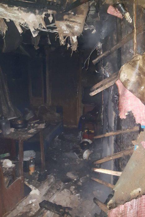 В Харькове из-за обогревателя погиб мужчина