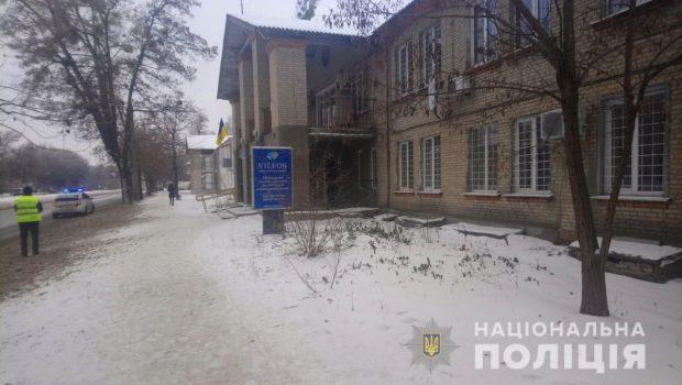 В здании харьковского суда искали бомбу