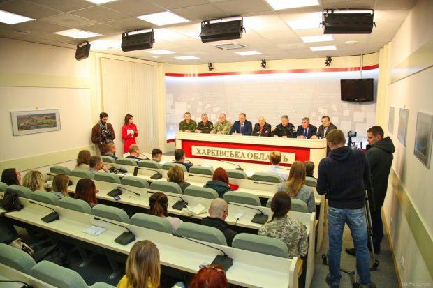 Неделя военного положения в Харьковской области: военные готовят учения по теробороне