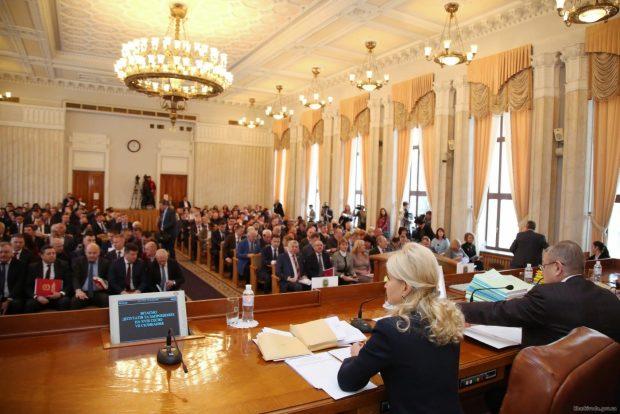 В областном совете создана депутатская группа «Единство и развитие»