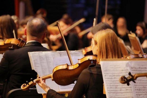 В Харькове на благотворительном концерте собрали средства на принтер Брайля