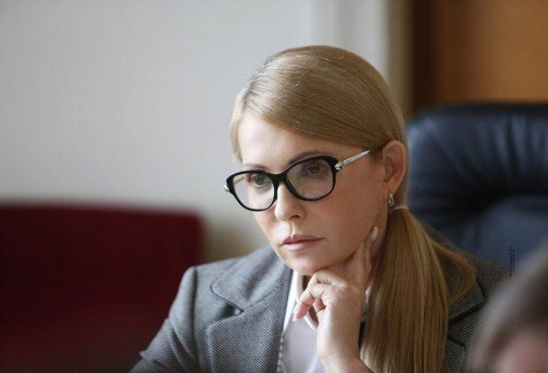 Тимошенко призвала принять мораторий о повышении цен на газ