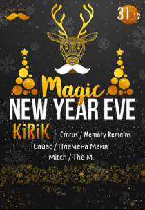 Magic New Year Eve Харьков