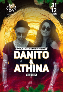 NEW YEAR PARTY 2019 :: Danito & Athina Харьков