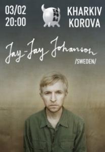 Jay-Jay Johanson Харьков