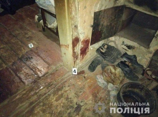 Под Харьковом бытовая ссора закончилась убийством