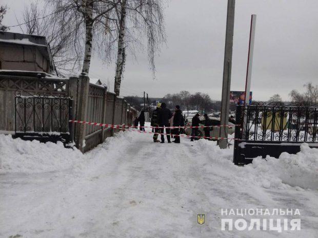 В Харьковском районном суде искали бомбу