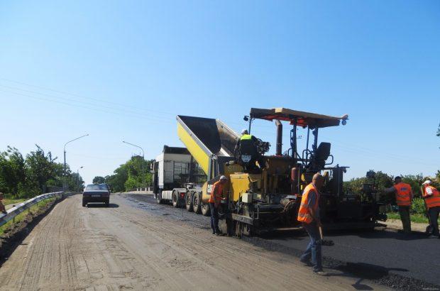 В следующем году запланирован глобальный ремонт дороги Харьков – Лозовая – Павлоград