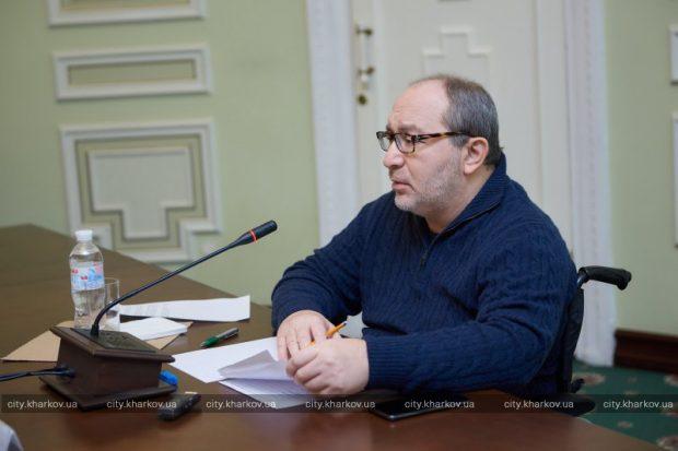 """""""Предприниматели «Барабашово» должны быть уверены в завтрашнем дне"""", - Кернес"""