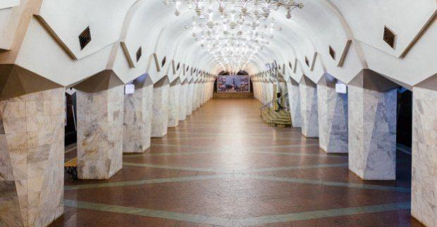 На станции «Исторический музей» пройдут учения