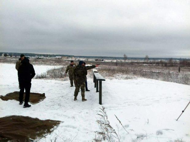 На Харьковщине начались сборы с бойцами территориальной обороны