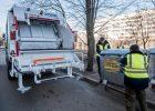 В Харькове повысится тариф на вывоз мусора