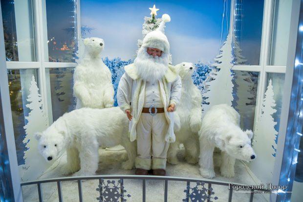В центре Харькова появилась новогодняя фотозона