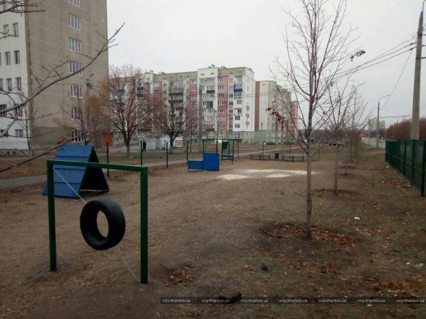 В Харькове оборудовали более 30 площадок для выгула собак