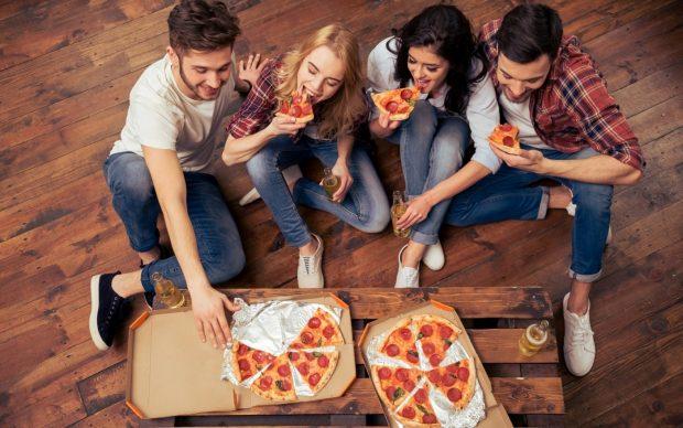 Организация вечера в кругу друзей