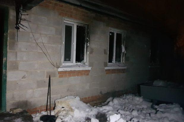 За последние сутки на Харьковщине на пожарах погибли три человека, еще один мужчина получил ожоги