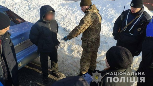 """В Харькове мужчина пытался продать таксисту гранату """"Ф-1"""""""