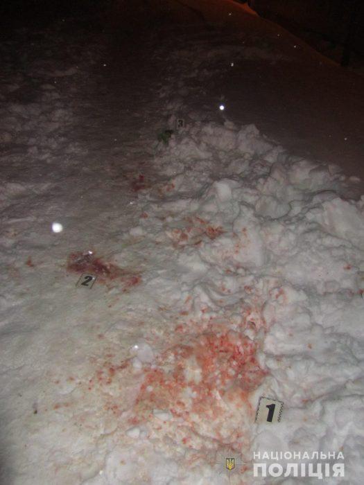 В Харькове мужчина ножем тяжело ранил знакомого