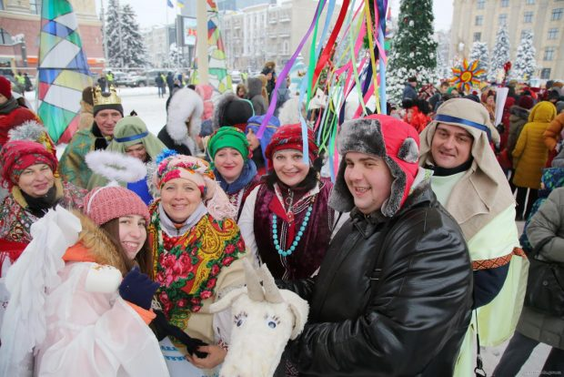 На Харьковщине стартовал Вертеп-фест-2019