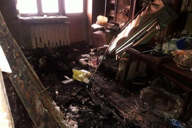 На Харьковщине с начала года на пожарах погибли 12 человек