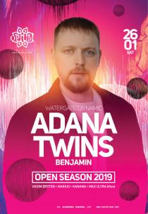 Open Season 2019 & Adana Twins Харьков