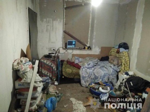 Под Харьковом квартирного вора задержали на месте преступления