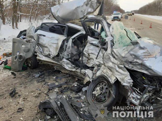 Харьковские следователи установили личности всех пострадавших в смертельной аварии под Чугуевом