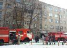 В пятиэтажке под Харьковом горела квартира: пенсионерка получила ожоги лица