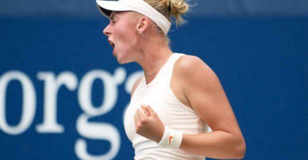 Харьковская теннисистка выиграла турнир в Гонконге
