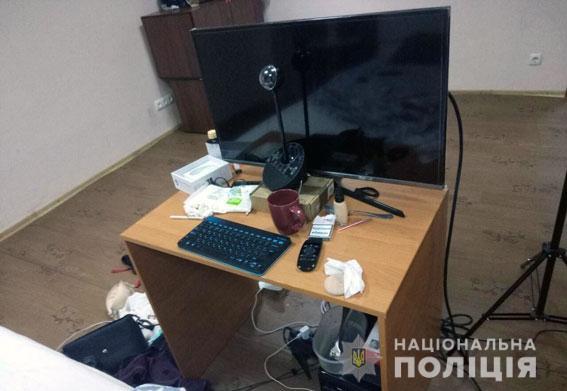 В Харькове закрыли сеть онлайн-порностудий