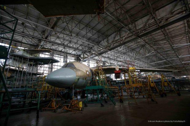 МВД планирует закупить 13 самолетов серии АН у Харьковского авиазавода