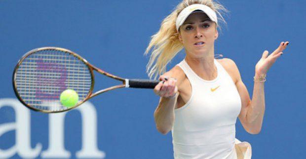 Элина Свитолина успешно стартовала на чемпионате в Австралии
