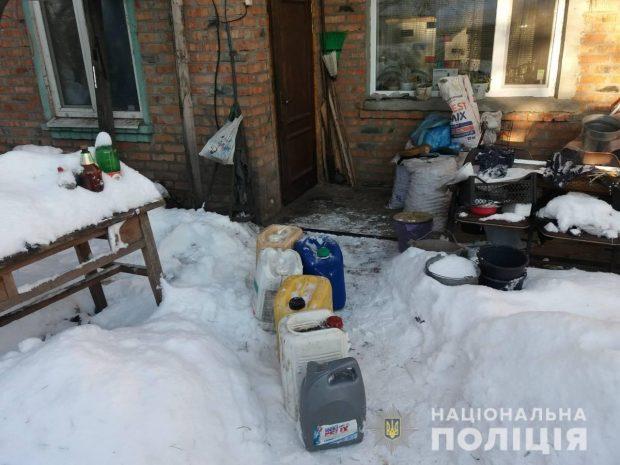 На Харьковщине мужчина продал знакомому 100 литров воды под видом дизельного топлива
