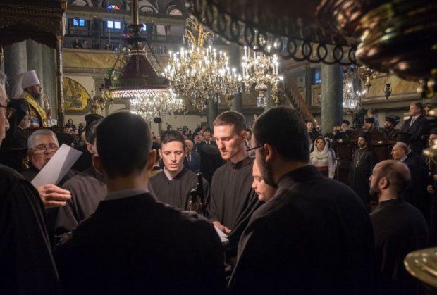 В Стамбуле подписали томос для Православной Церкви в Украине