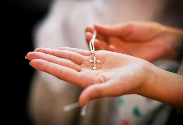 Крестик, крещение
